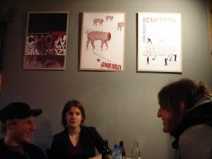 Kamila i część plakatów